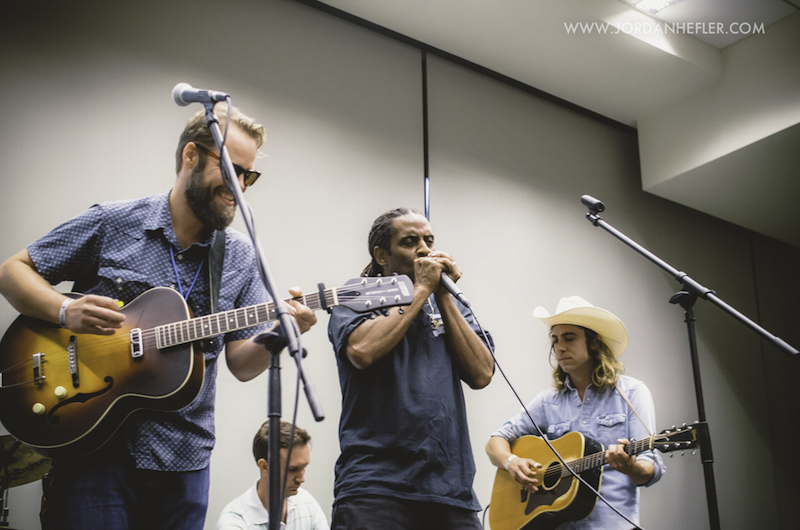Louisiana Blues Revisited with Ryan Harris, Denton Hatcher and Clay Parker with special guest Kenny Neal (Jordan Hefler)