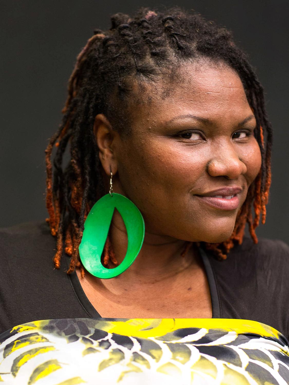 Tasha LaRae of Arrested Development