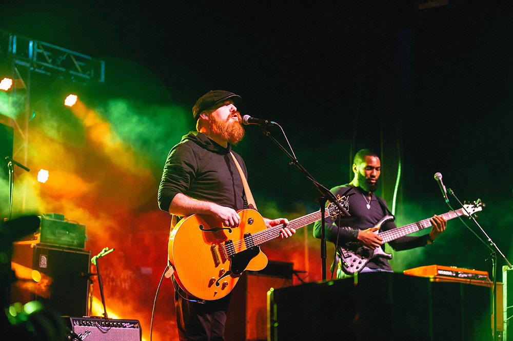 Marc Broussard © Baton Rouge Blues Festival/Jordan Hefler
