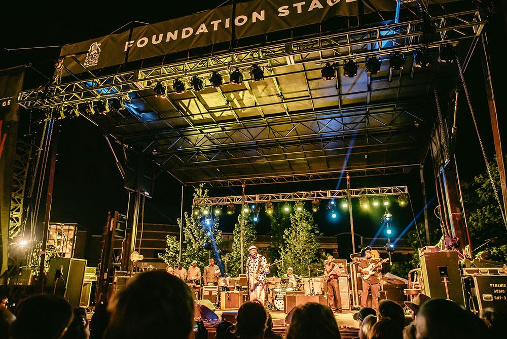 Buddy Guy © Baton Rouge Blues Festival/Jordan Hefler
