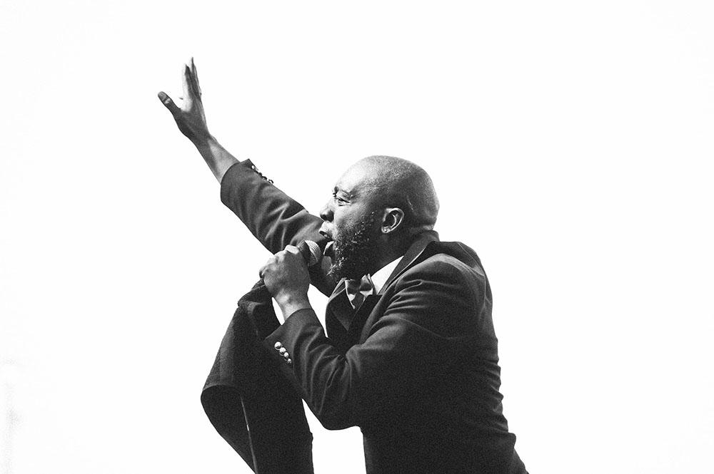 Mr. Sipp © Baton Rouge Blues Festival/Jordan Hefler