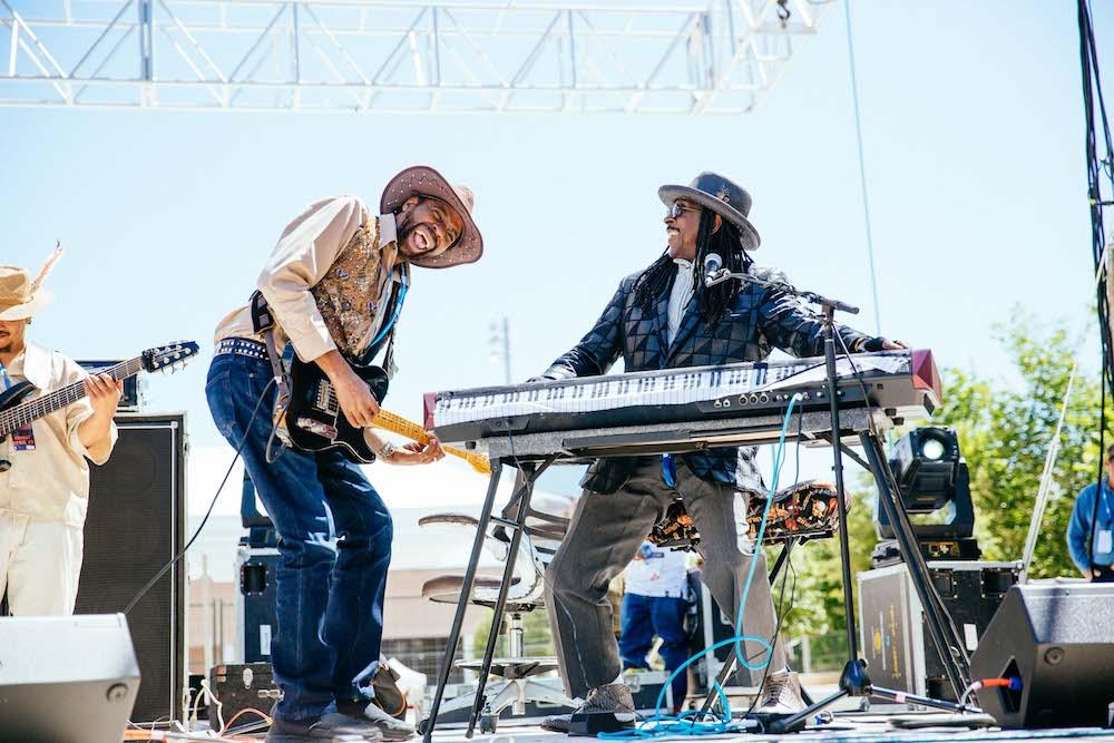 Sundanze Howie © Baton Rouge Blues Festival/Raegan Labat
