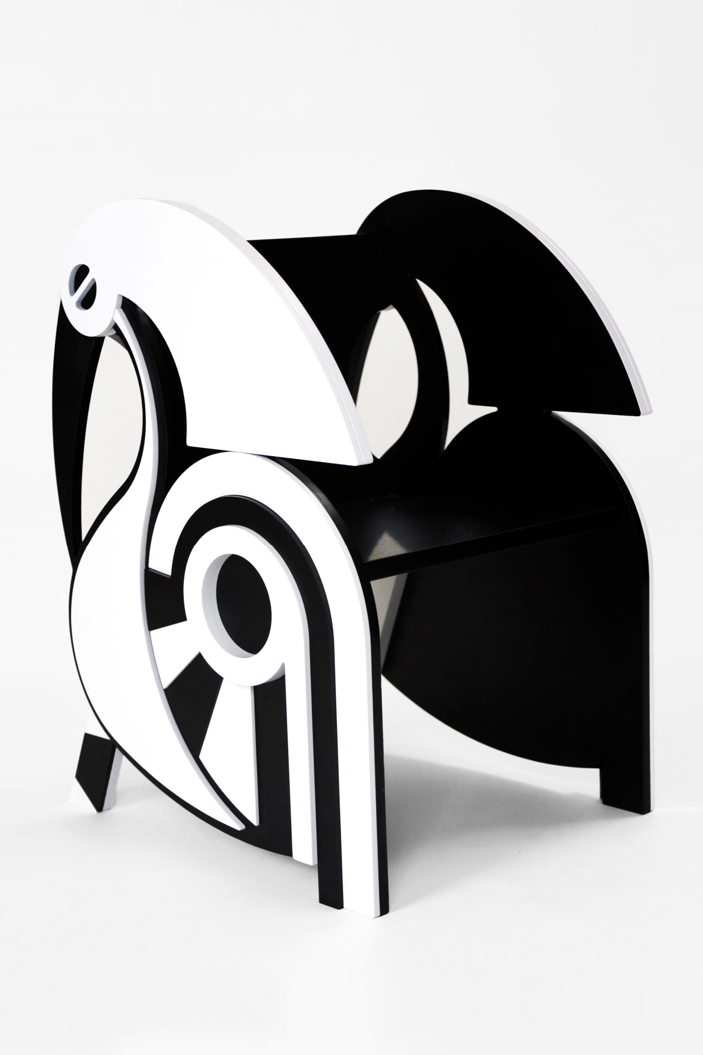 IBIS CHAIR, 2015 BLACK AND WHITE STARBOARD  PDF  -  INQUIRE  +  MORE