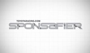 Toyota Racing Sponsafier
