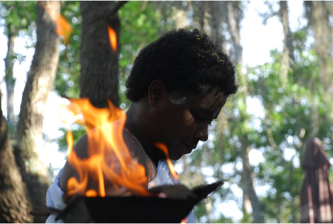 Ancient Fire Ritual