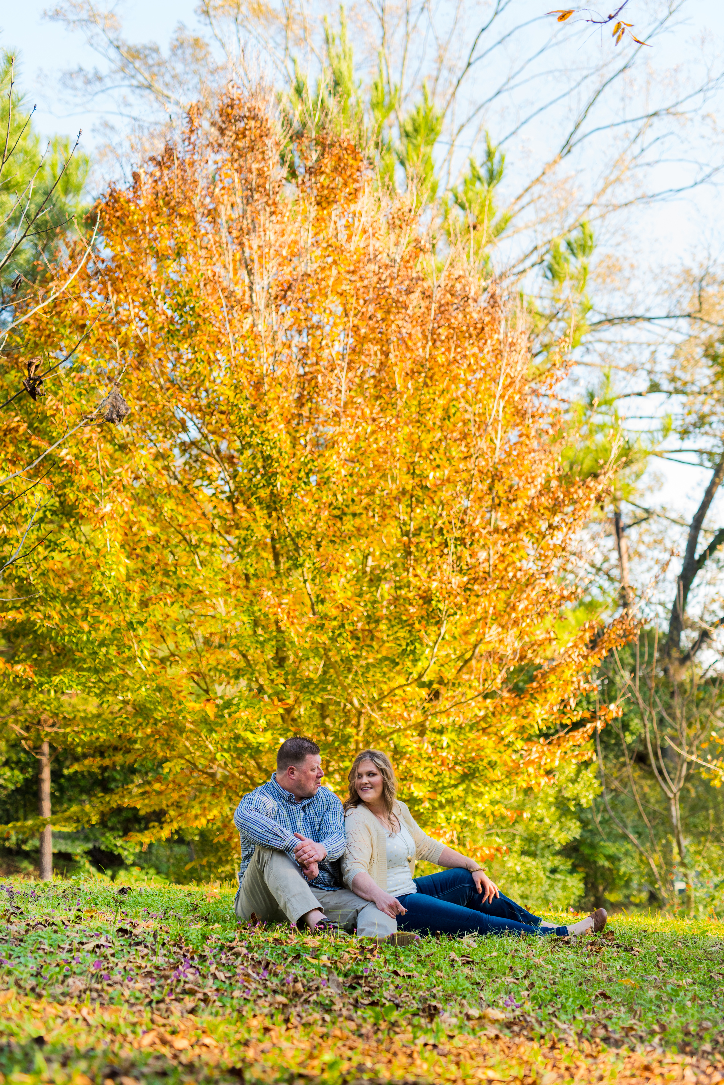 baton rouge engagement photography