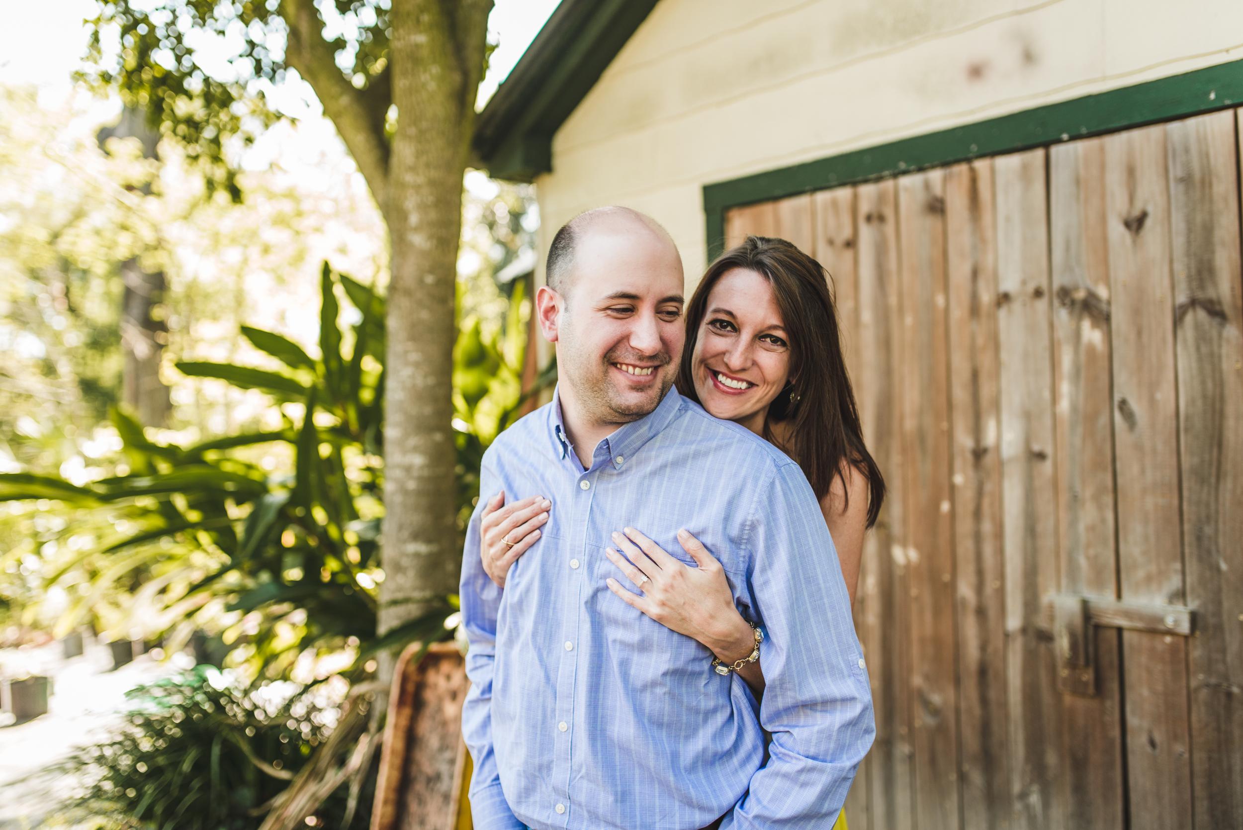 Baton Rouge Photography Engagement Session