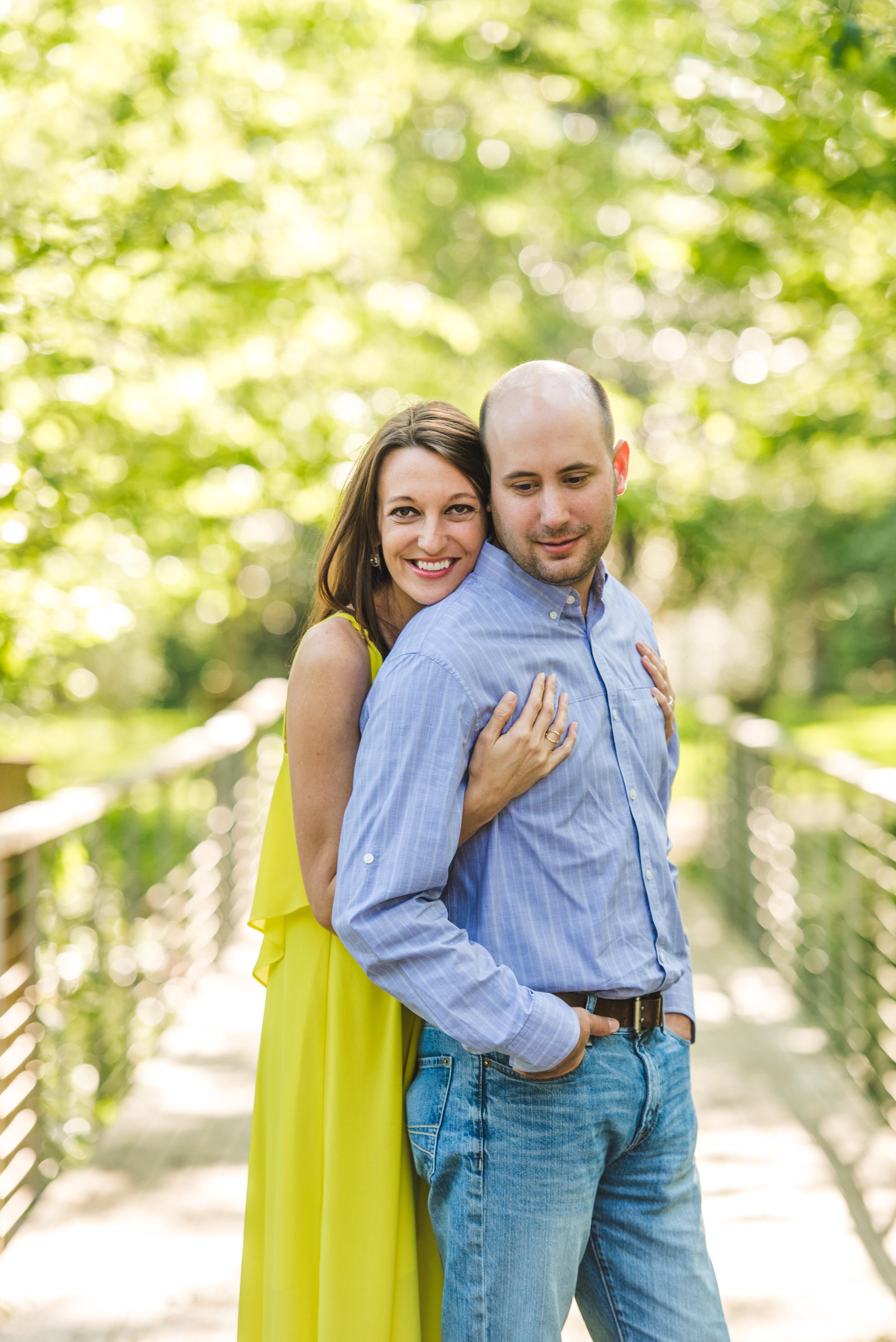 Baton Rouge Engagement Photography Session