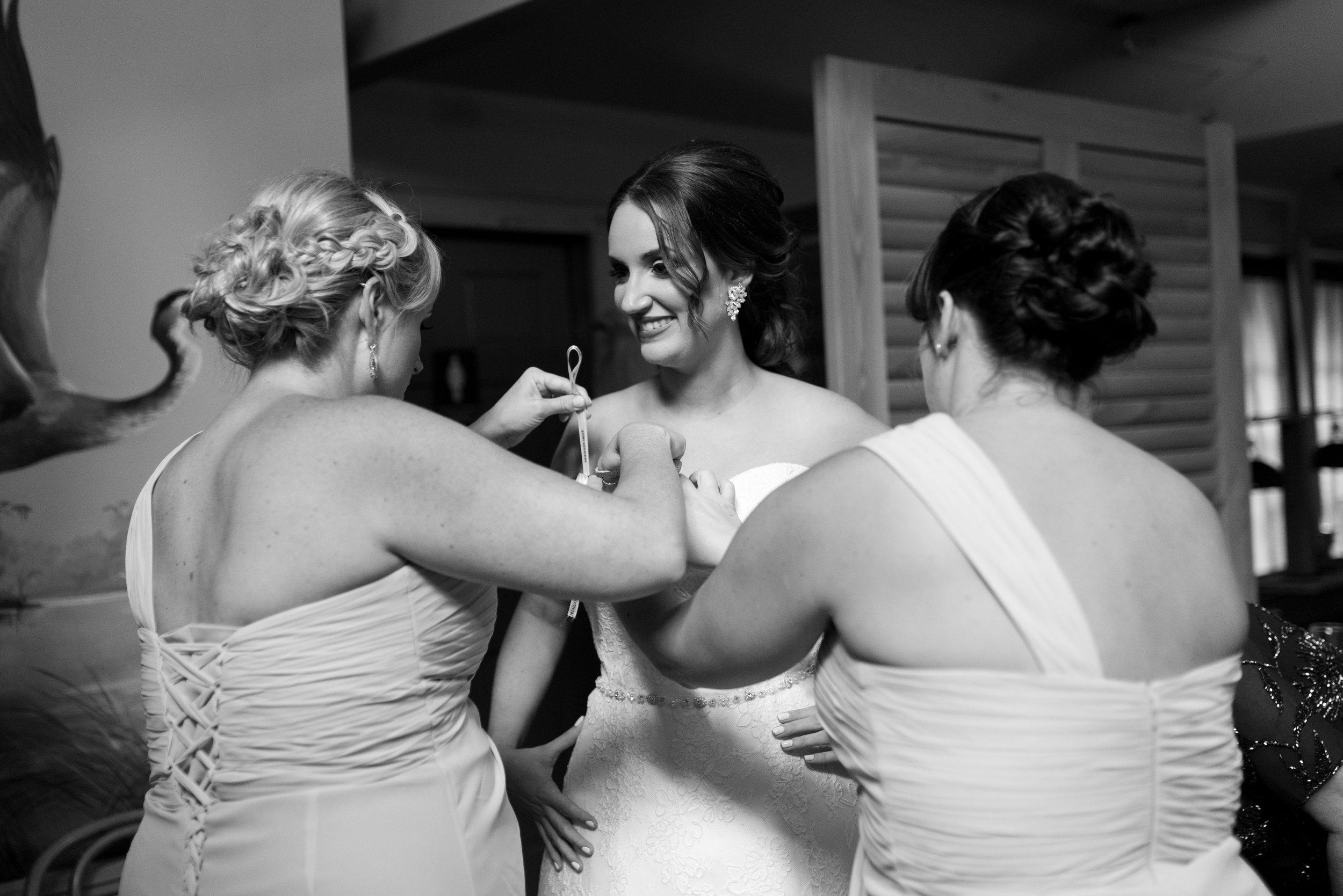 baton rouge candid wedding photography