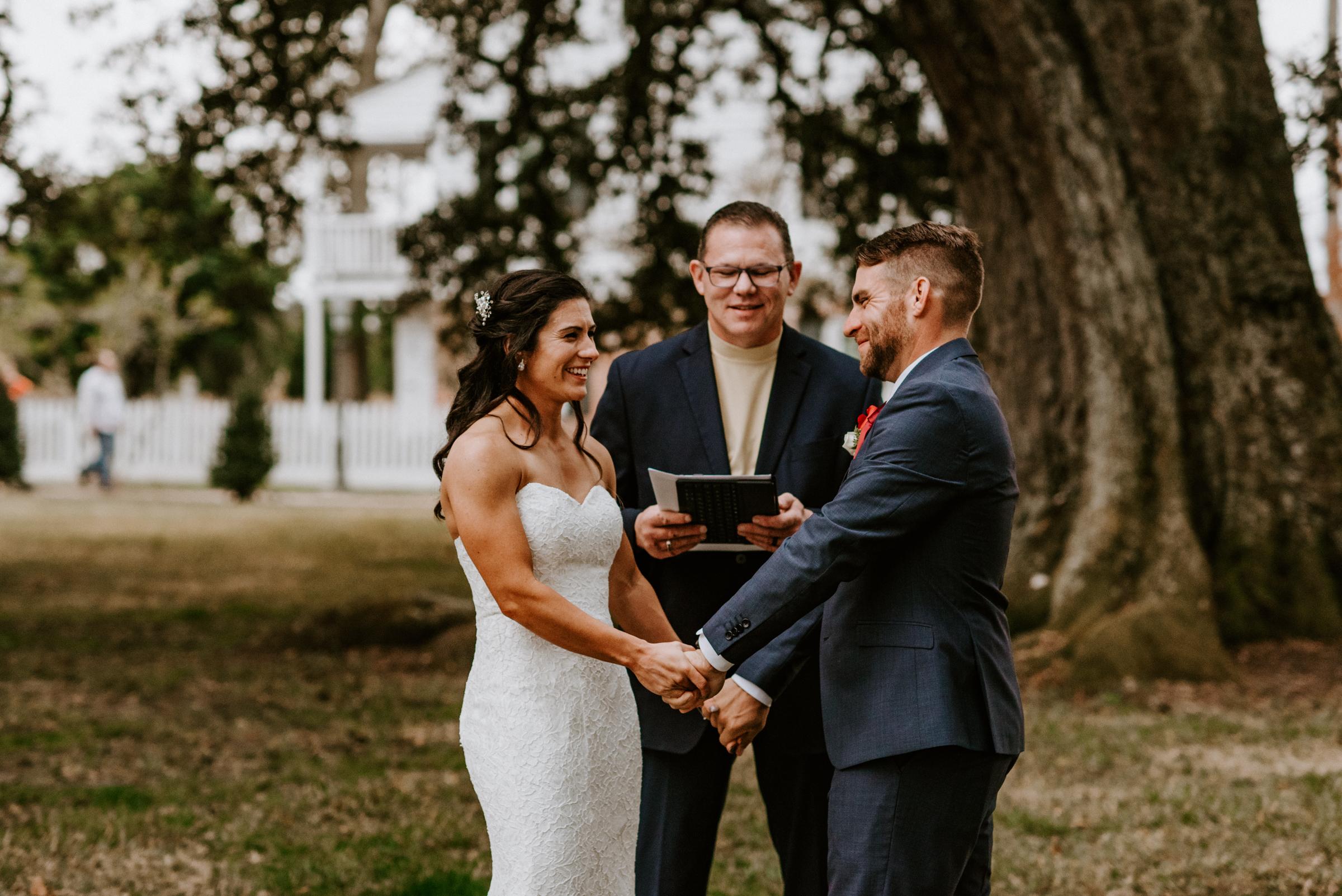 nottoway wedding elopement