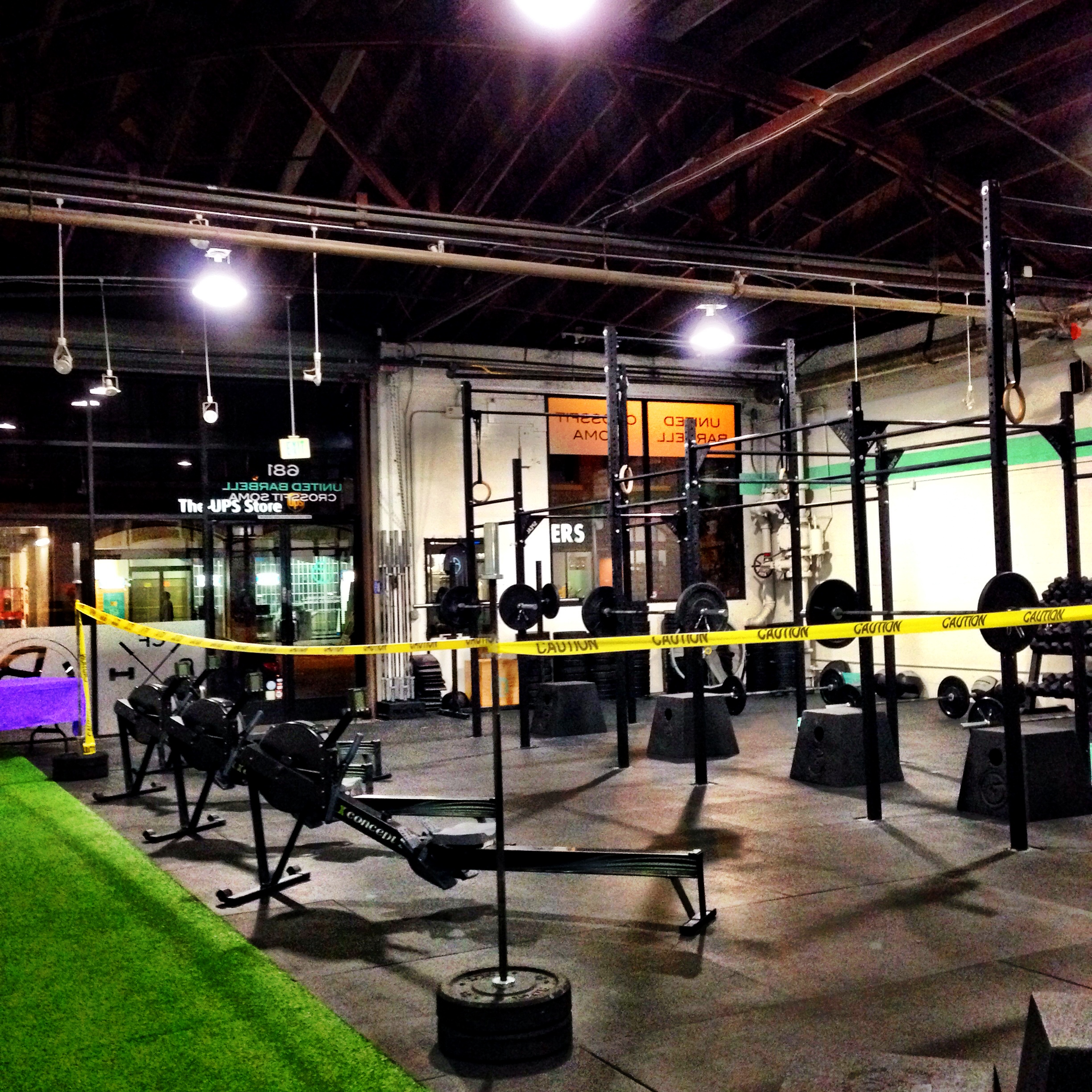 Who's gonna ROCK Fight Gone Bad? Who will PR? Who will win the CrossFit Goodies? Come Saturday 9-1pm to find out!