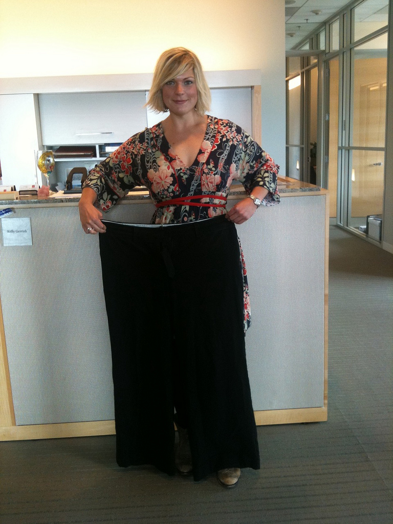 These pants used to fit!