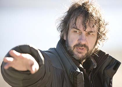 Reach for the stars, buddy, maybe one day you can be as cool as THE Peter Jackson!