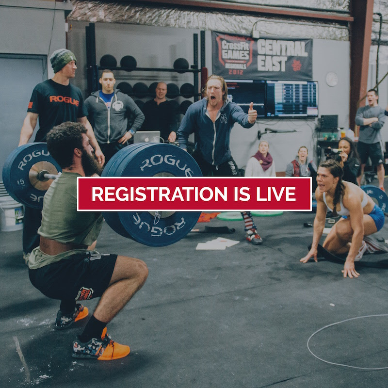 Want to register for the CrossFit Games?  Click the image above.