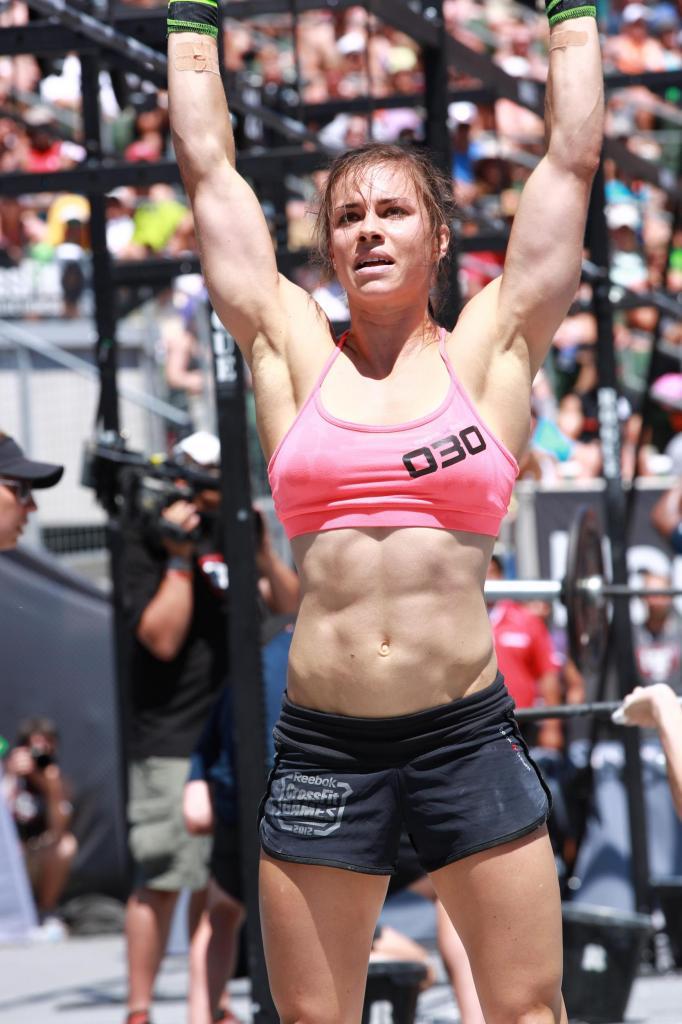 (Both: Colleen Baz/CrossFit Journal)