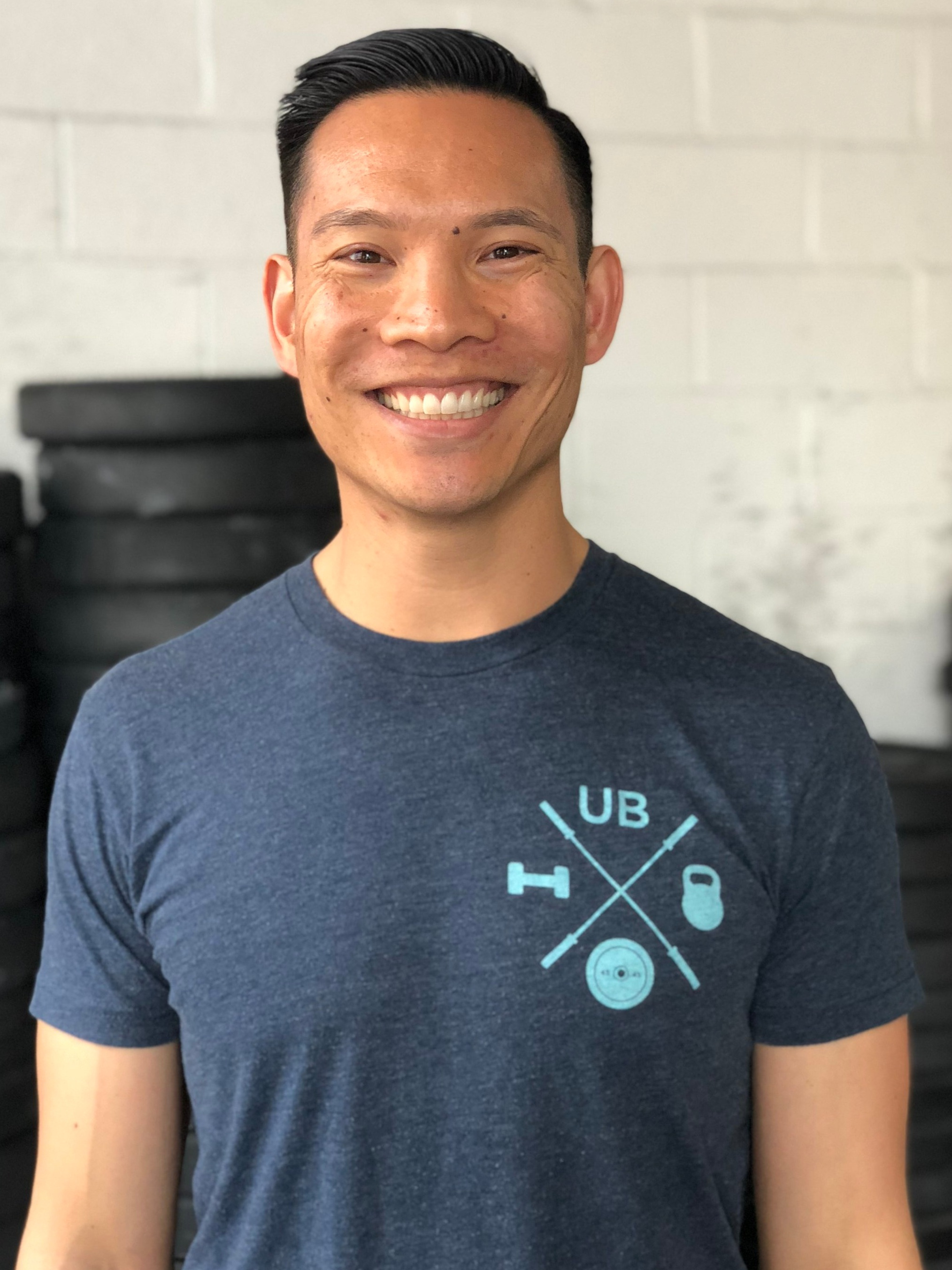 JASON LUK   CROSSFIT Coach