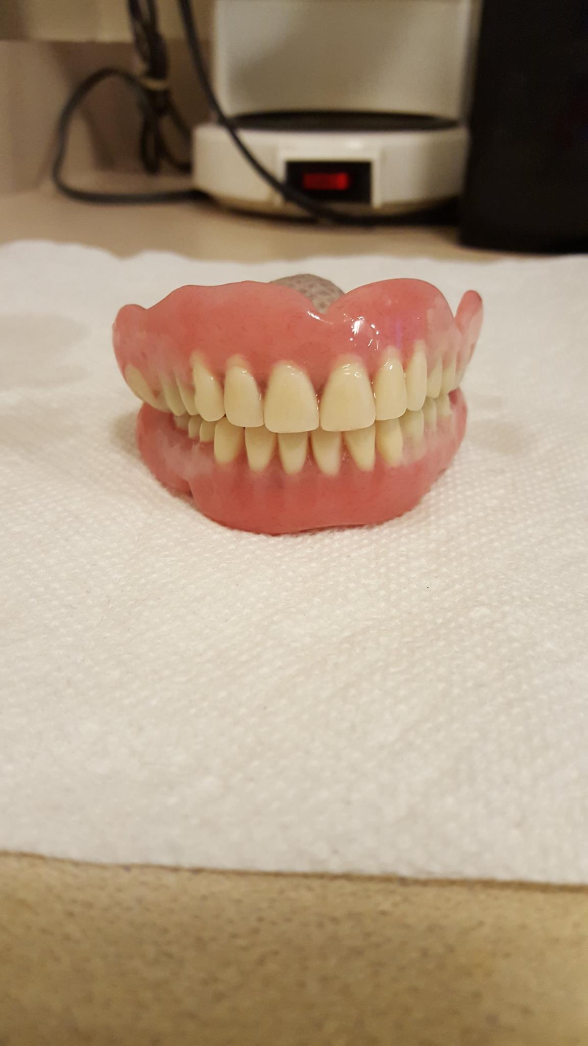 The Denture Set