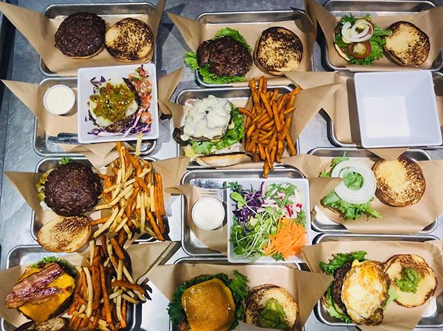 The week of July 4th was a busy one for us at #grassburger, and we loved it! Did you dine with us other the holiday weekend?#foodyoucanfeelgoodabout #regenerativeburger #foodonamission #foodwithpurpose #qualitymatters #eatgrassfed #meathead #itsnotthecowitsthehow #betterforyou #ethicalomnivore #pastureraised