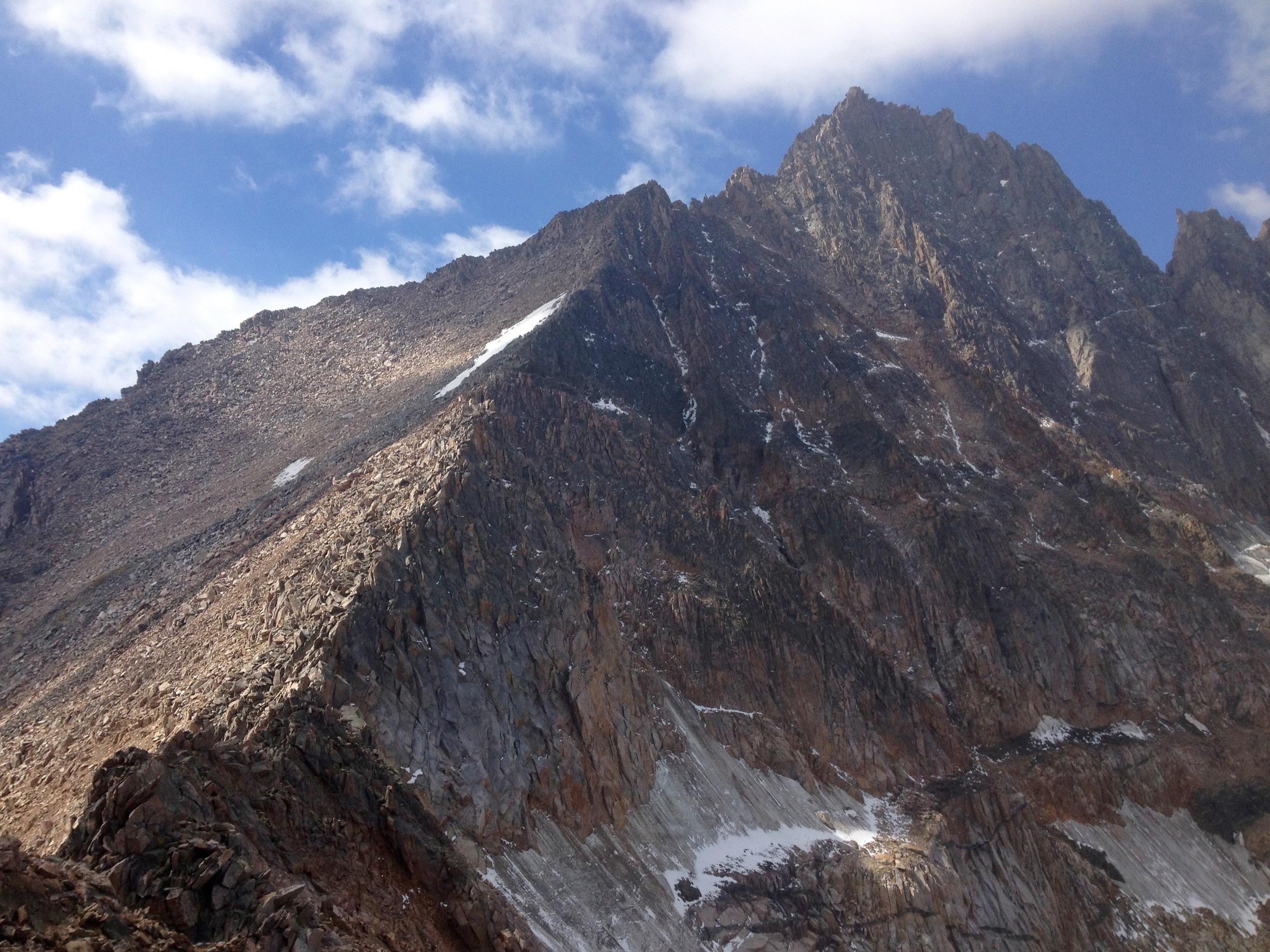 Granite Peak  Photo Credit: Kevin Zombro