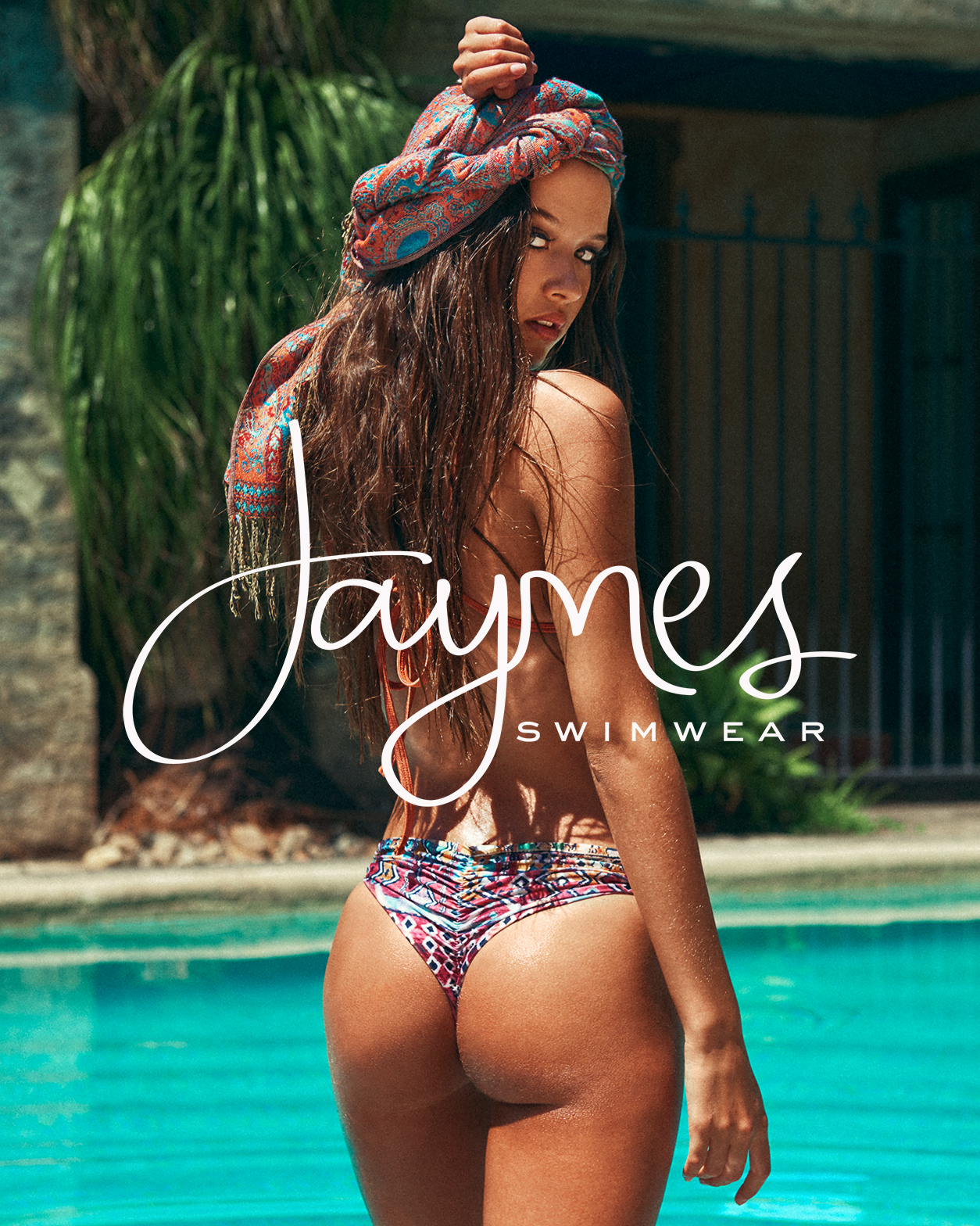 Jaymes Swimwear SS/16  Isabelle Mathers QUE Models  HMU- Mia Connor Styling- Jamie Allen  Shot on location In Byron Bay