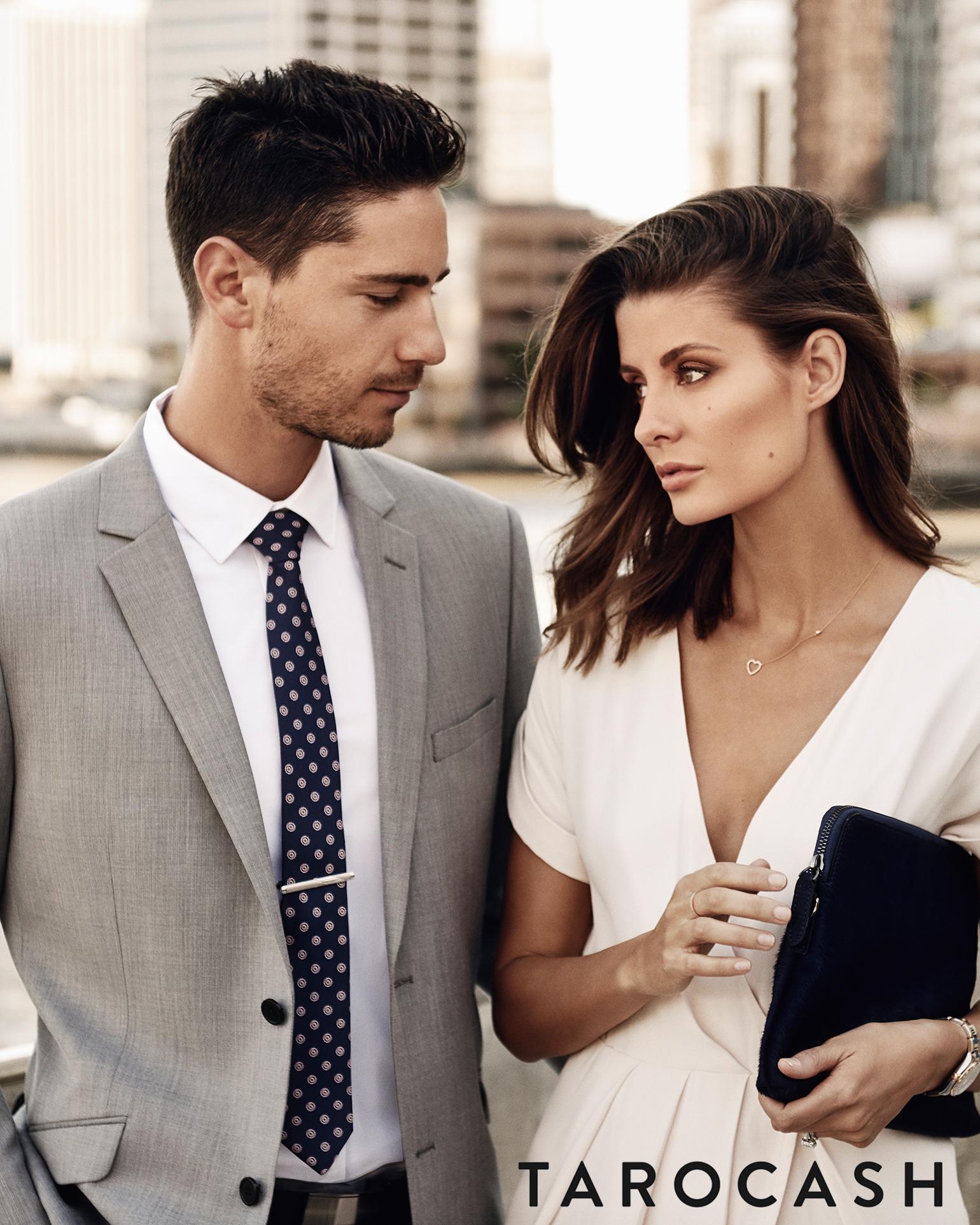 New Tarocash  Models Serkan Alan & Michelle Alan