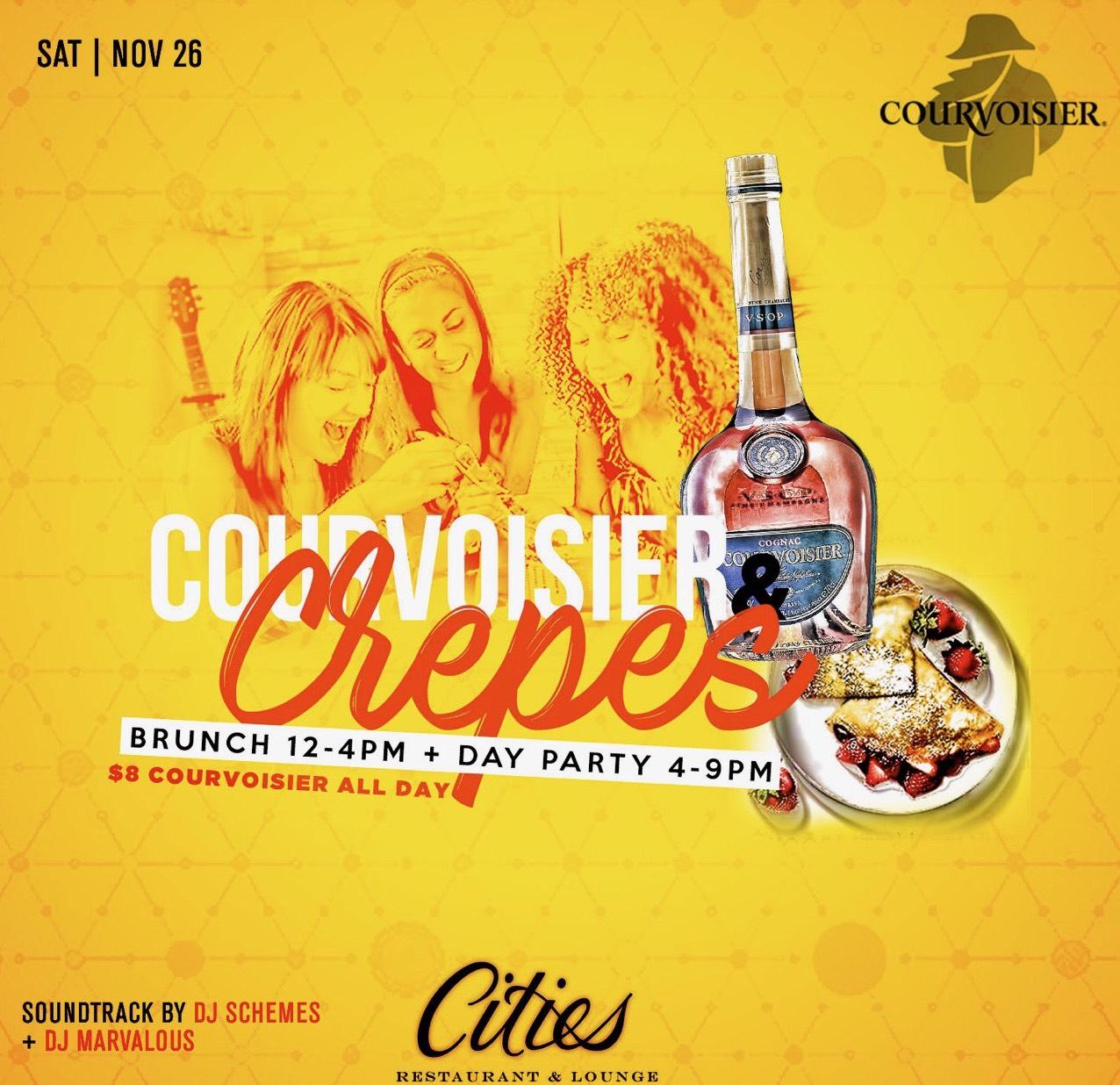 Courvoisier & Crepes