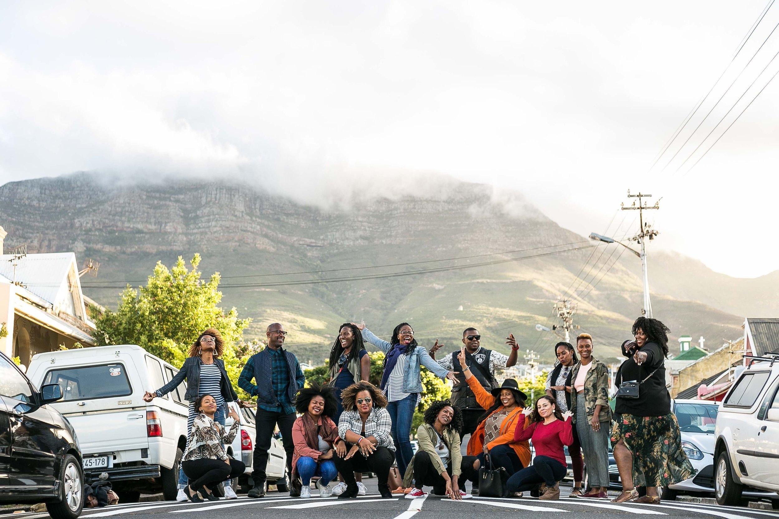 Woodstock Group Photos