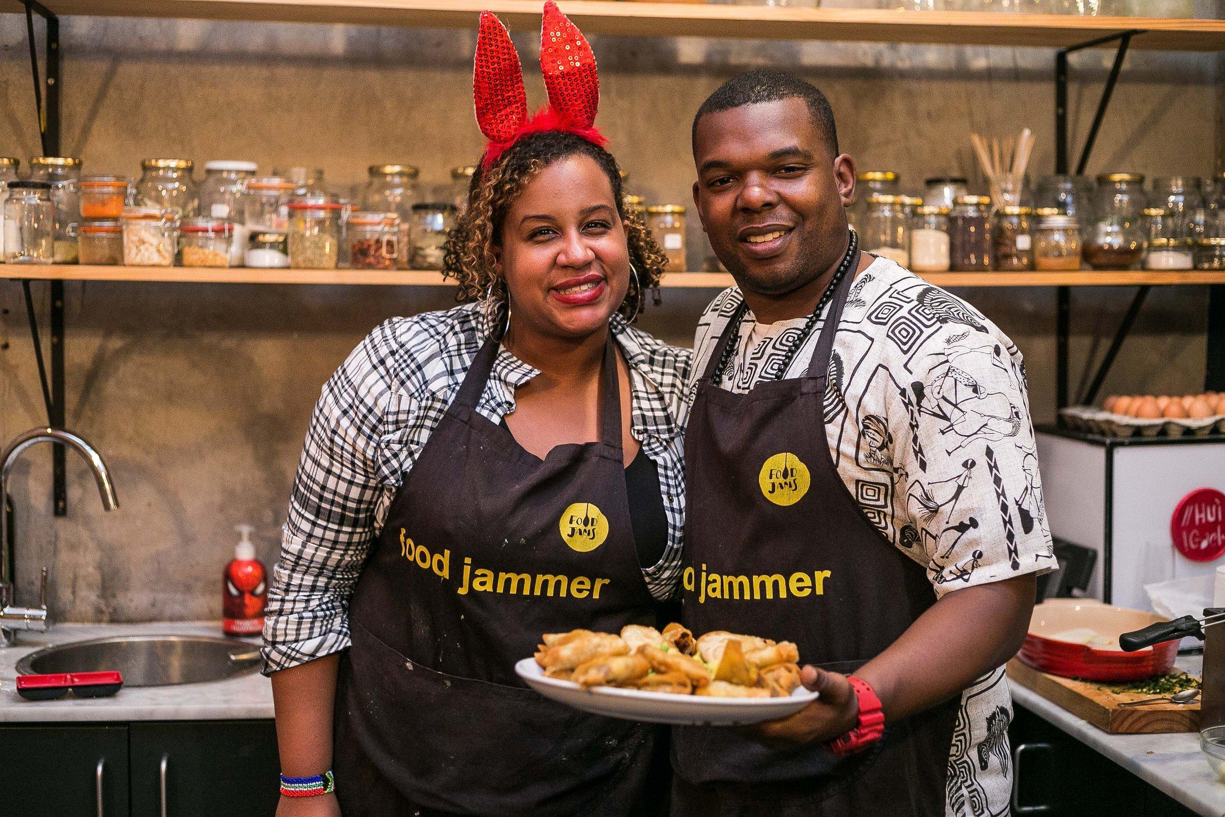 Foodjammers
