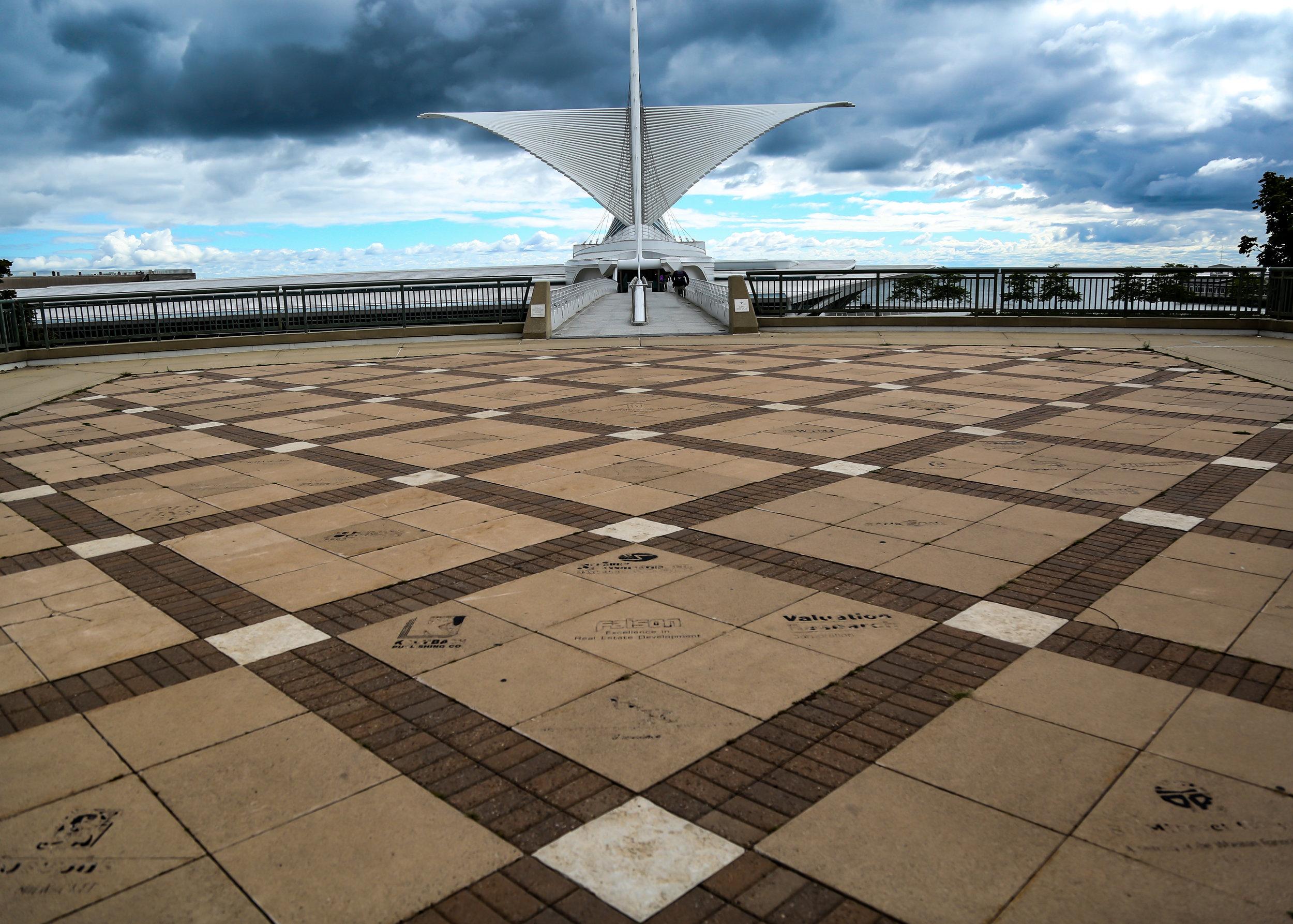 Milwaukee art museum ii -