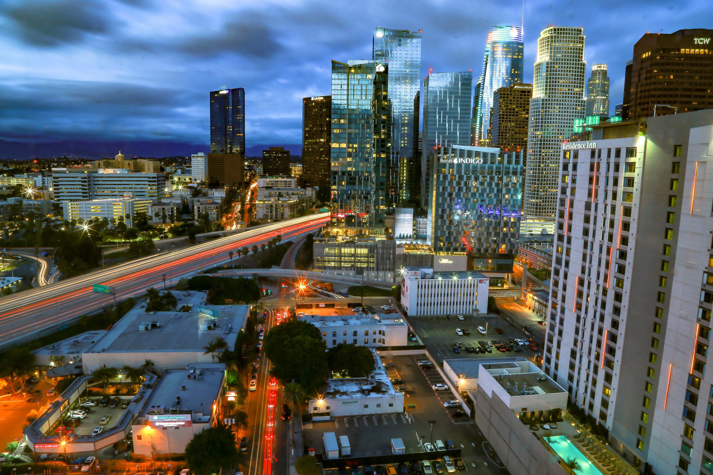 LA After Dark -