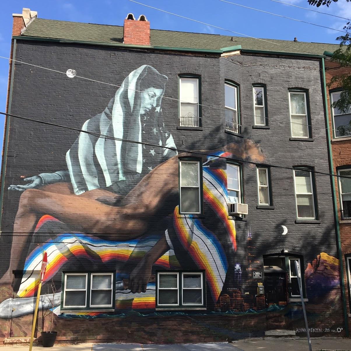 Pilsen Mural LNY - photo by Karen Jean Martinson