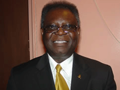 Pastor H.V.A. Kuma    Church Pastor 1996 - 2009
