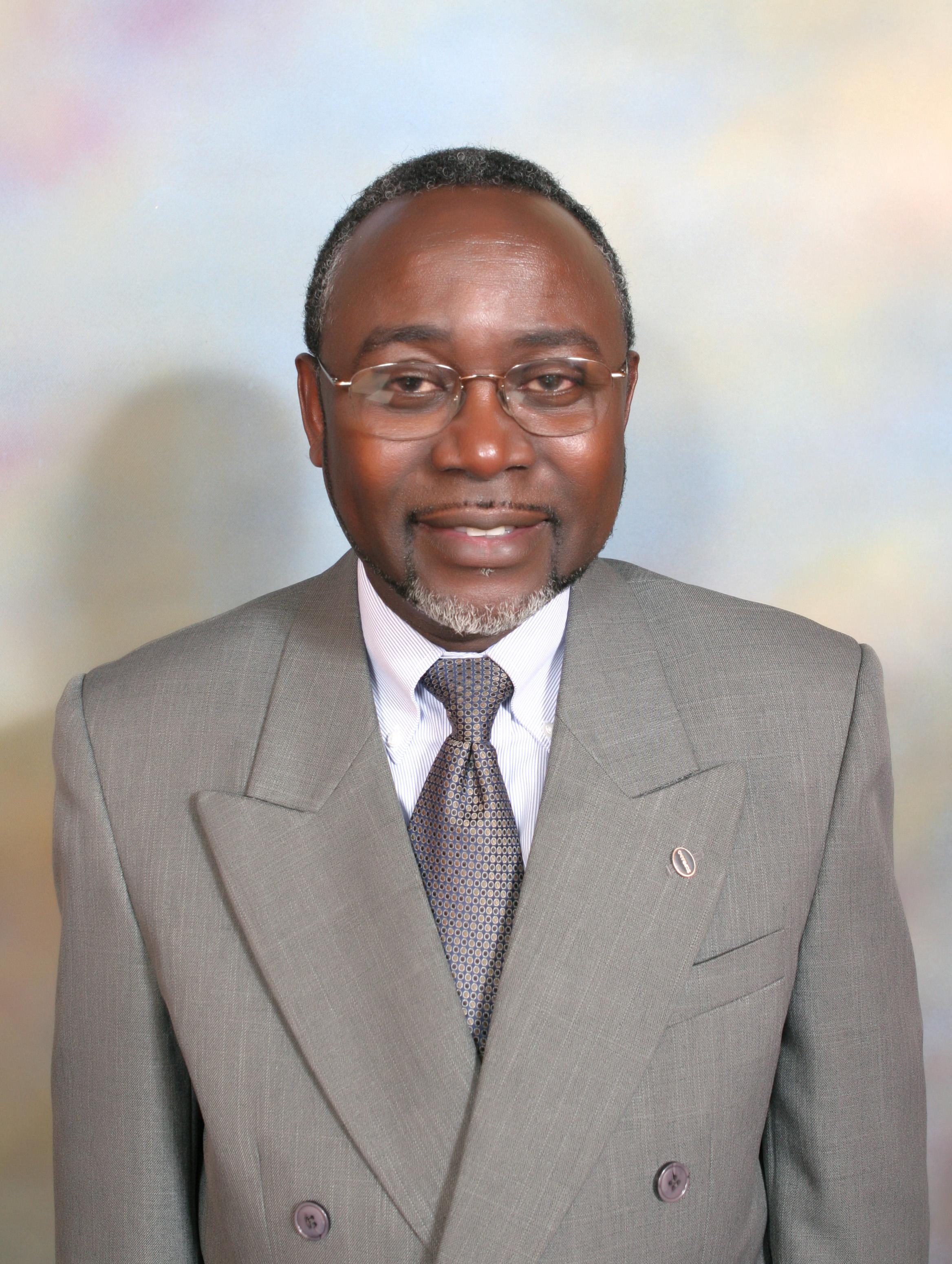 Pastor Emmanuel Osei    Church Pastor 2009 - Present