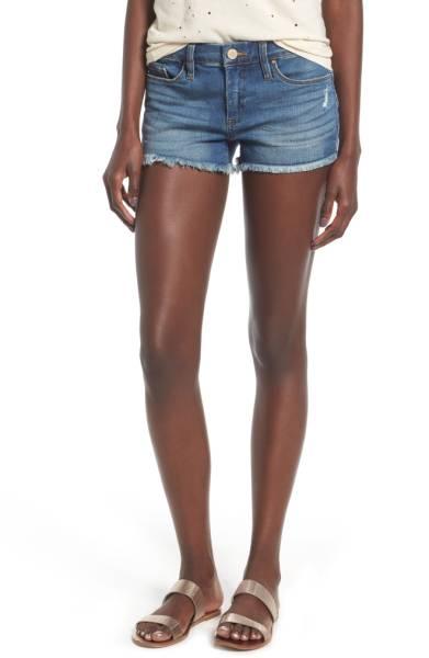 Blank NYC Cutoff Denim Shorts