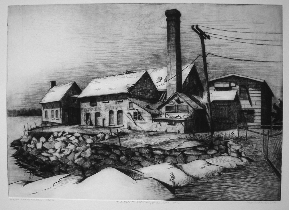 The Paint Factory, Gloucester, MA