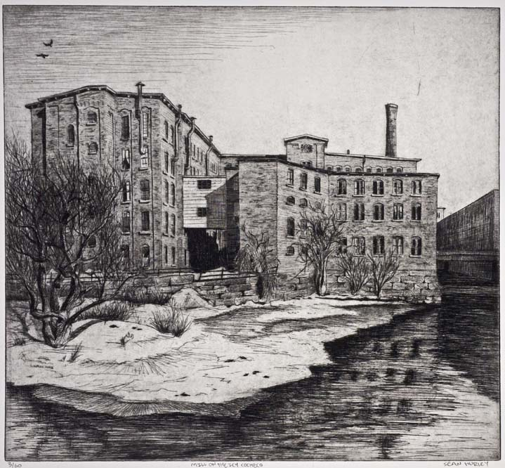 Mill on the Icy Cocheco