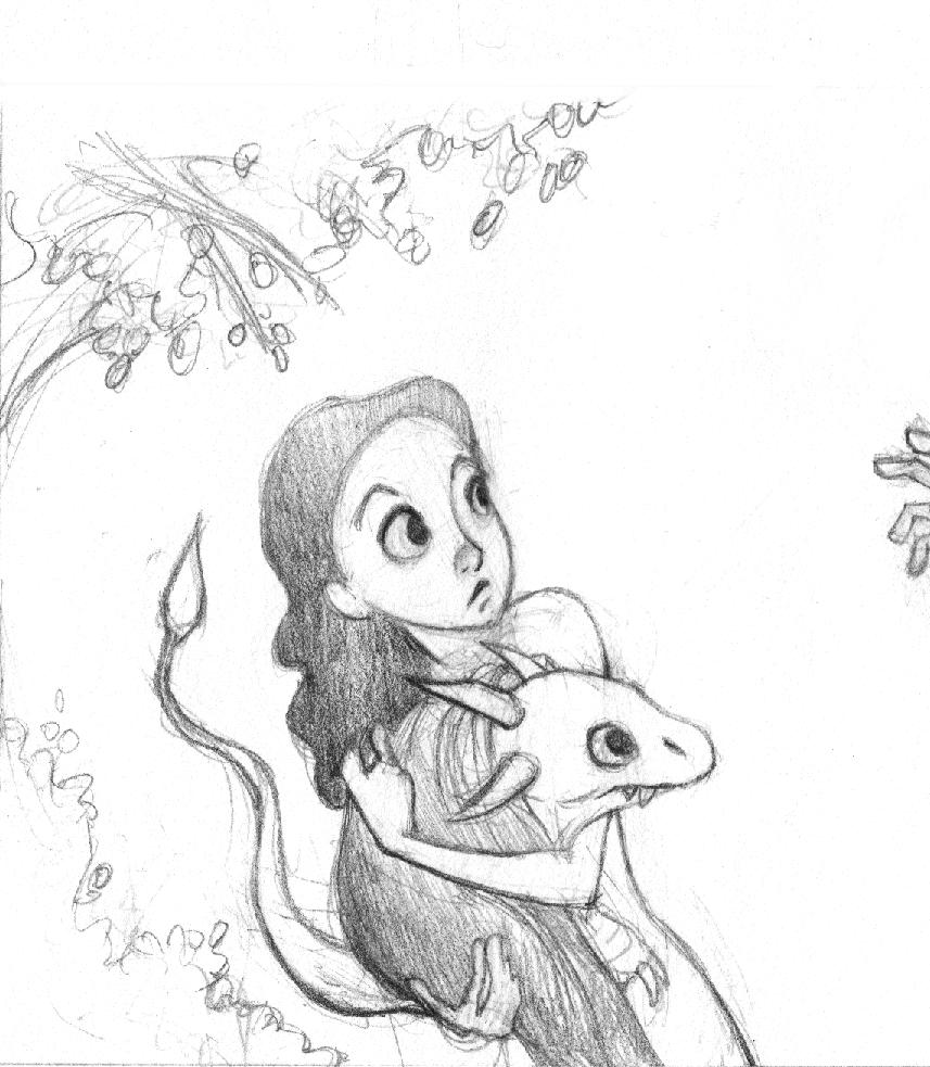 char sketch