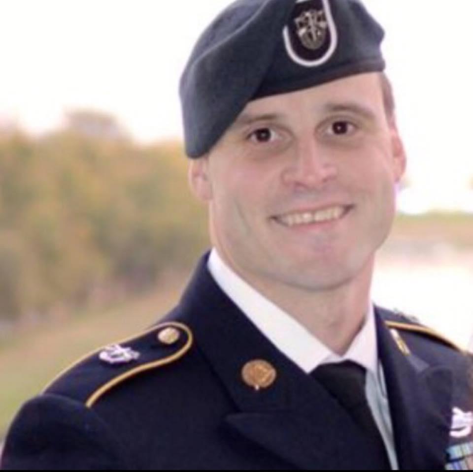 Noah Smith | Veterans Fellowship Chair
