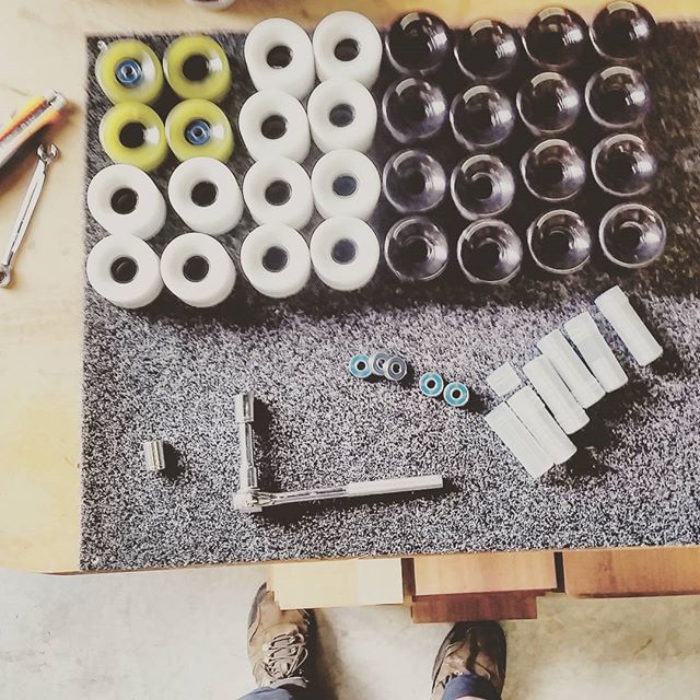 Boards, boards. Boards! 👐🔩🔧 . . . #handmade #handcrafted #ecofriendly #skateboard #sustainable #sustainability #environment #ecosalvaged #reclaimed #recycled #longboard #longboarding #skateboarding #skate #surf #retro #vintage #woodwork #woodworking #recycledwood #recycledtimber #salvaged #reclaimedwood #eco