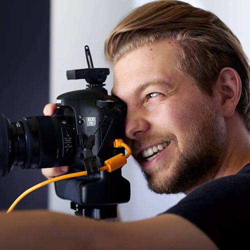 Daniel Sommer | Daniel Sommer Photography, Sydney Headshot Photographer
