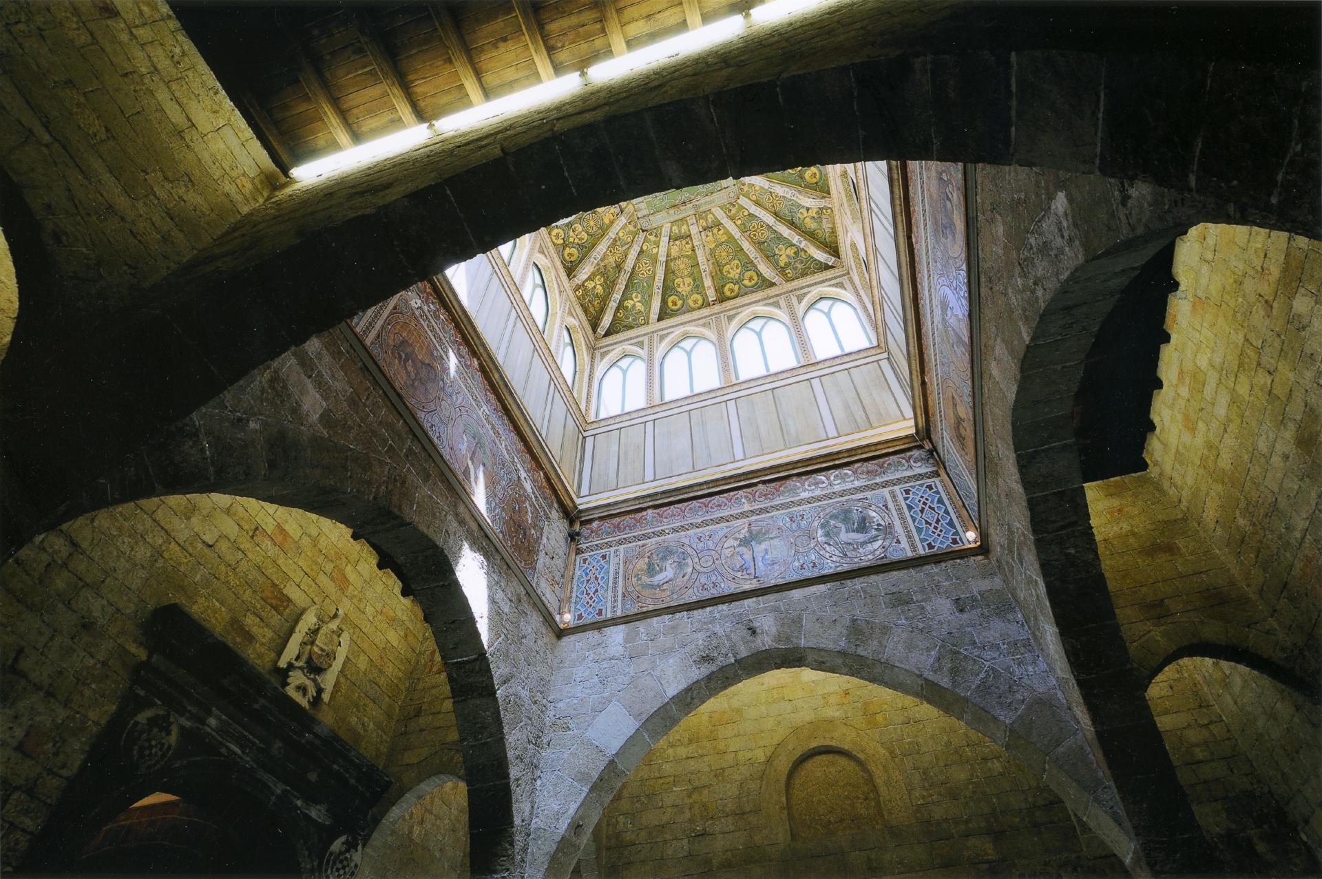 Sala dei Venti / Palazzo dei Normanni