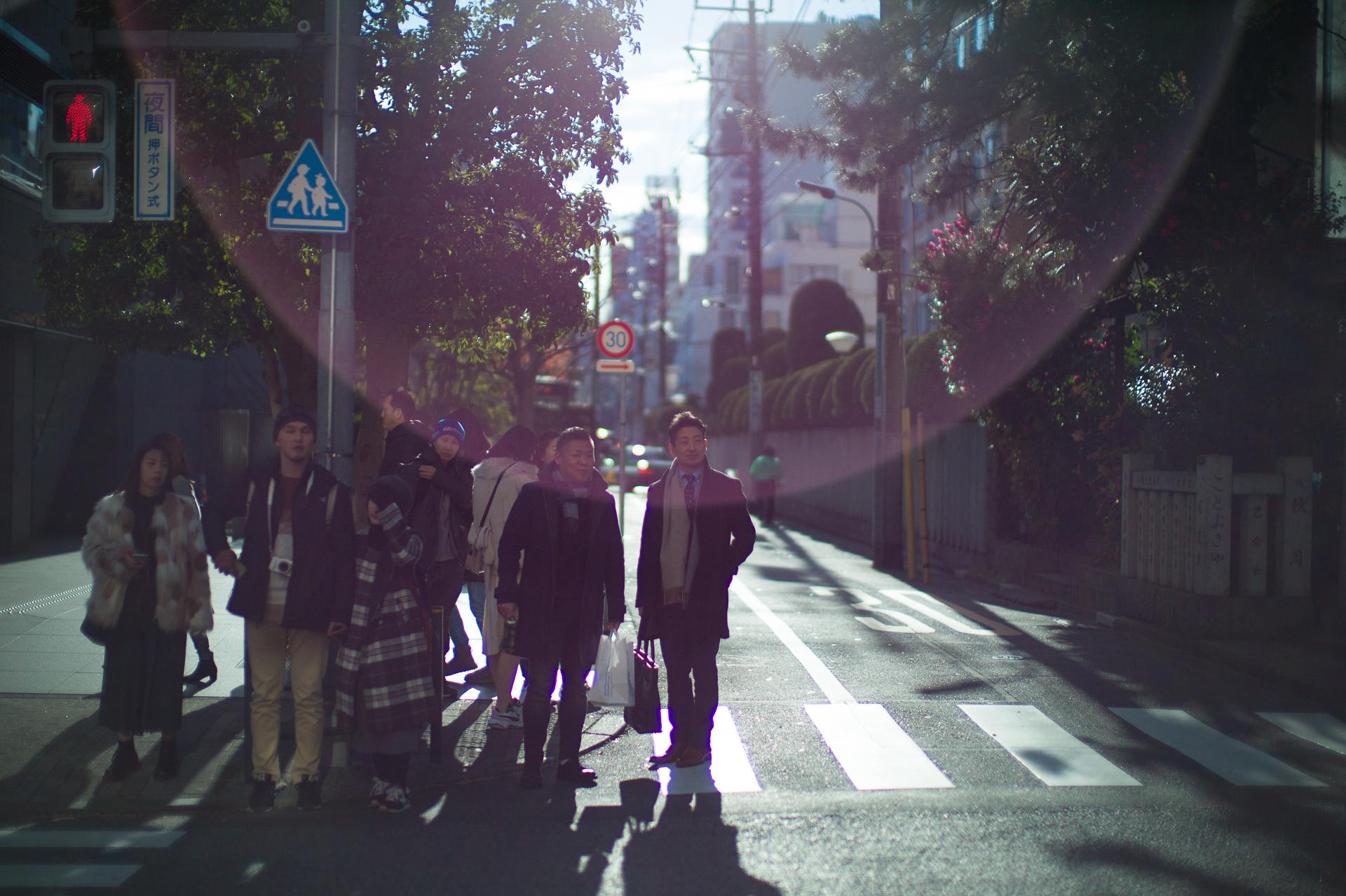 Men's fashion in Minami Aoyama © 2018 Jerry Yang