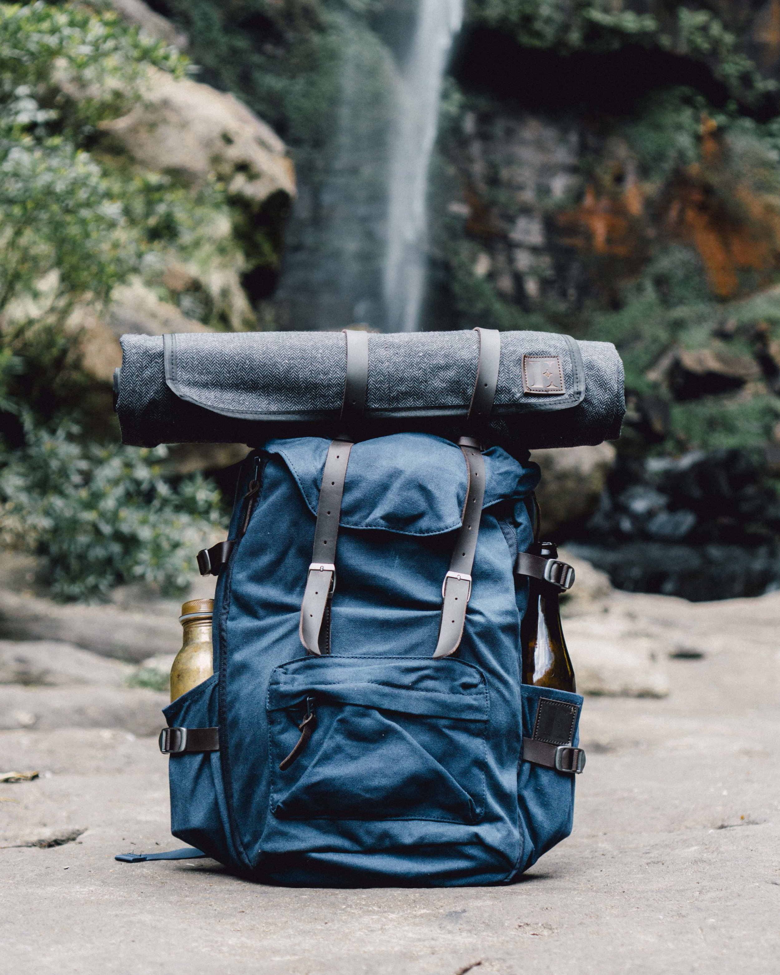 Excursion Co. - The ultimate picnic backpack bar none, no matter if its a short hike with some friends to the beach or a 3-hour tour in the bush. The Excursion Co Picnic bar will be your best friend simply because it will keep your beer cold and your cheese ripe! Check them out at https://excursionco.com!