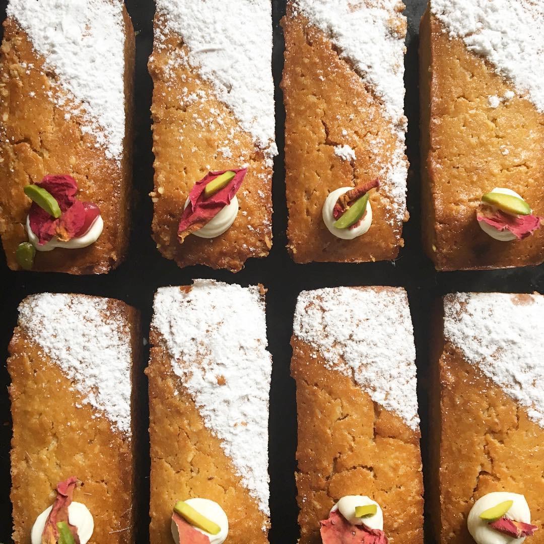 Persian love cakes.