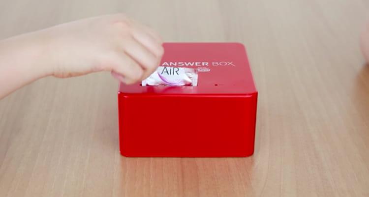 Box of Durex