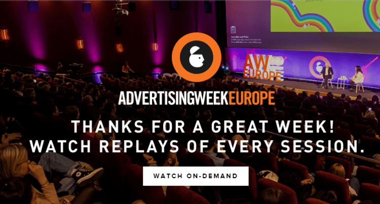 Advertising Week Europe 2018
