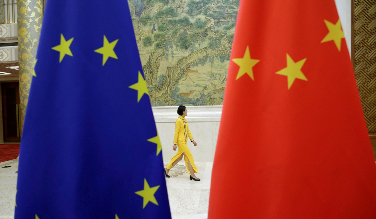 Whether Xi's visit a blessing gift to EU?
