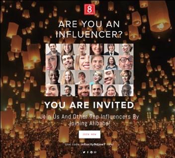 Comms8 Influencer Network