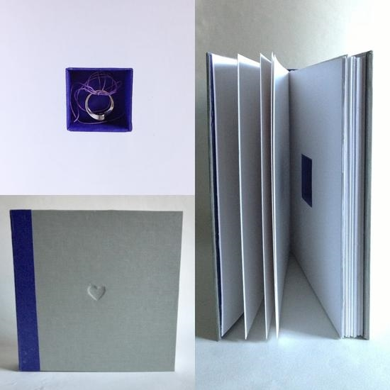 Engagement Book MADE TO ORDER