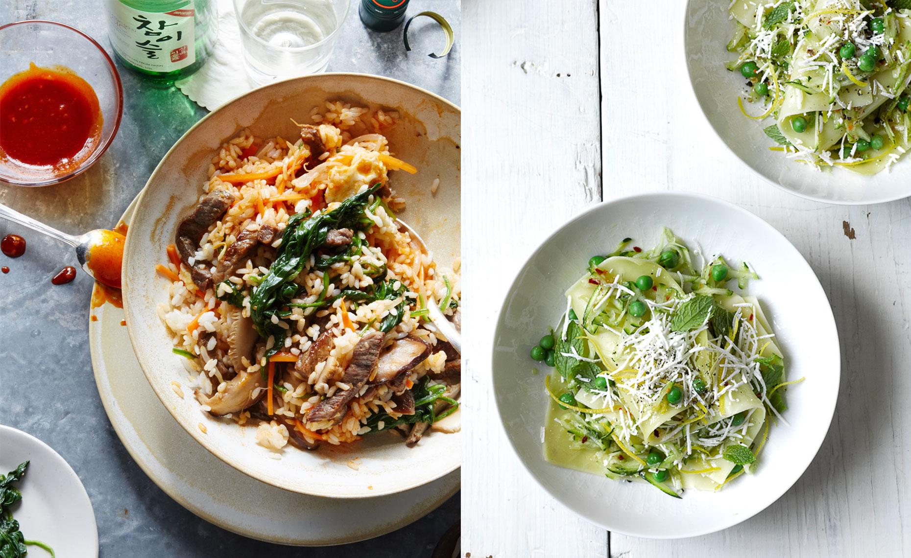 bibim-bap-and-pea-pasta.jpg